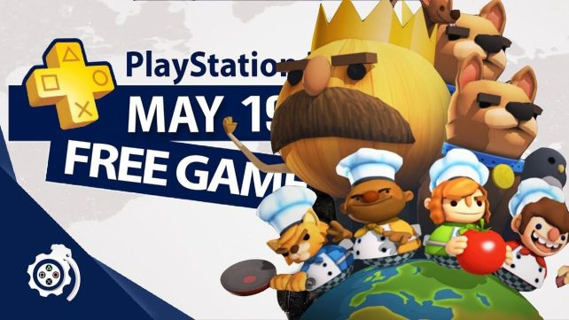 PlayStation Plus May 2019 - Free Games Lineup -PS4