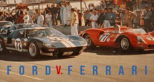 Ford v Ferrari - New Movie Trailers 2019 - Award-winners Matt Damon & Christian Bale