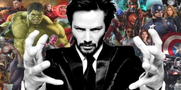 Keanu Reeves to MCU Universe as Kraven the Hunter - Comic Book Movie News