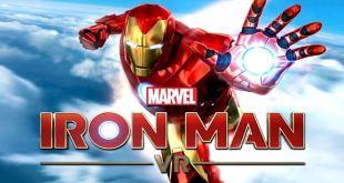Marvels Iron Man Playstation VR - Trailer , Gameplay & Timelapse Video