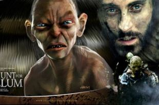 Lord of the Rings - Hunt For Gollum - Award winning Tolkien short film