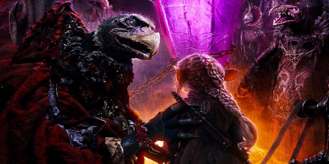 The Dark Crystal : Age of Resistance - Trailer  Netflix Original Series