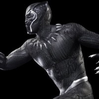 Marvel Life Size Statues Thanos & Black Panther epicheroes Presale by Muckle Mannequins