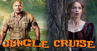 Jungle Cruise Movie Walt Disney Pictures - Trailer w/ Dwayne Johnson & Emily Blunt.