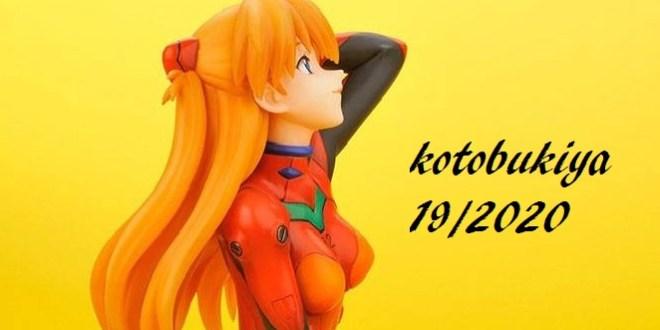 Kotobukiya UK Manga Statues x 31- epicheroes Presale List 19/2020 - Video Gallery Custom