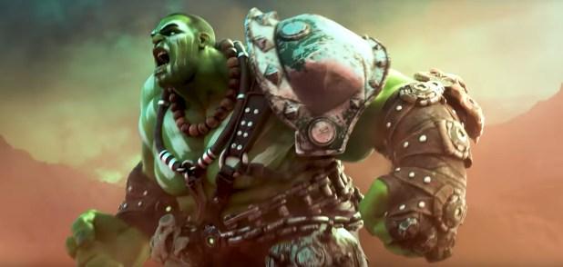 Realm of Champions Hulk