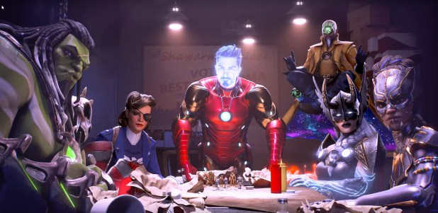Marvel Realm of Champions Council