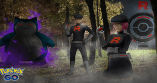 Pokemon Go Releases Team Rocket Inspired Update