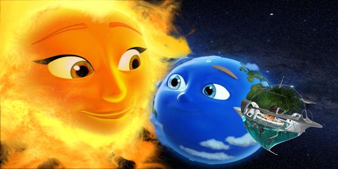 Planet Blue Educating Children
