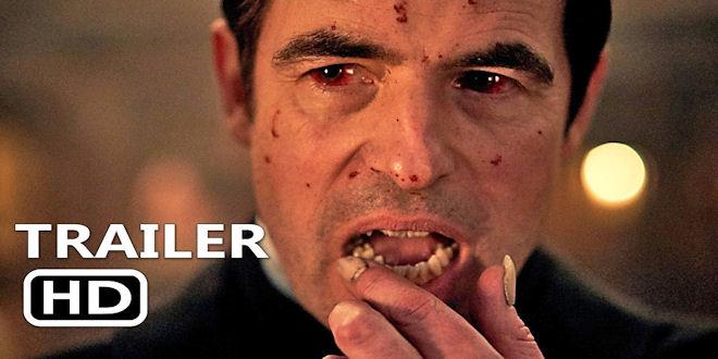 BBC Dracula TV Show - Teaser Trailer - Based on Bram Stoker's classic novel.