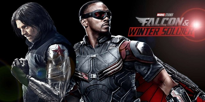 The Falcon and Winter Soldier 2020 TV Series - Smasher