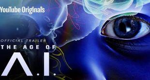 The Age of AI Trailer w/ Robert Downey Jr - You Tube Original Series