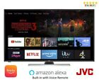 "JVC LT-40CF890 Fire TV 40"" Smart 4K HDR UHD LED TV Built-in Amazon Alexa"