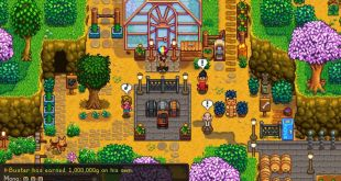 Stardew Valley has sold more than 10 million copies