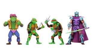 Teenage Mutant Ninja Turtles – 7″ Scale Action Figure – Turtles in Time Series 2 Assortment