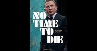 007 James Bond 25  No Time to Die - 9 x HD Official Movie Posters - w/ Daniel Craig , Ana de Armas