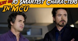 10 Smartest Characters In The MCU ( Marvel Cinematic Universe ) | Always New |