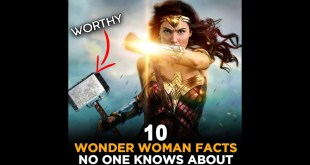 10 Wonder Woman Facts No One Knows About