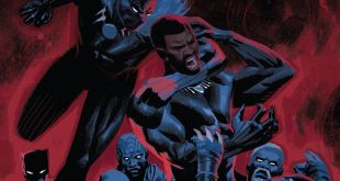 Black Panther's Symbiote Is More Like Classic Venom Than You Might Think
