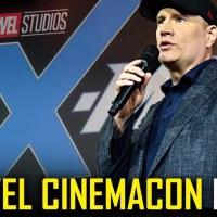 DISNEY MARVEL STUDIOS PHASE 4 CinemaCon Presentation | Full Breakdown Of What To Expect