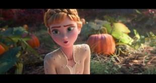 Disney Frozen 2 Blu-ray/DVD  - Bonus Clip - Permafrost - No 1 Animated Movie