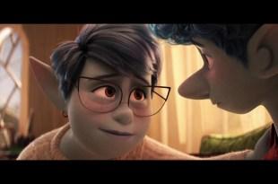 Disney Pixar Onward Animated Movie - Bonus Clip - Cast Interviews w/ Tom Holland & Chris Pratt