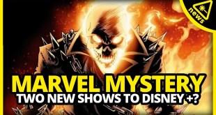 Disney Reveals Two New Marvel Shows for Disney Plus! (Nerdist News w/ Dan Casey)