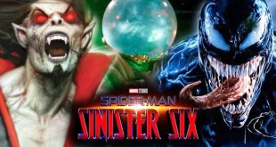 HUGE NEWS! New Sony Marvel Movie Coming In 2021! Sinister Six?