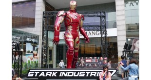 Marvel Heroes Exhibition Malaysia 2019