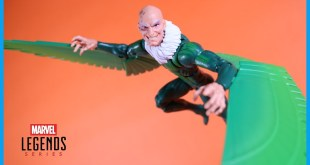 Marvel Legends DEMOGOBLIN Wave VULTURE (ADRIAN TOOMES) Action Figure Review