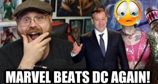 Marvel Studios Beats DC AGAIN!!!