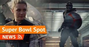 Marvel Studios Black Widow Big Game Spot Reaction & Breakdown