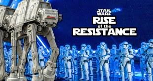 New Star Wars Ride- Rise of the Resistance FULL Ride POV Walt Disney World