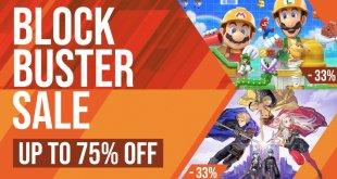 Nintendo Of Europe Teases Blockbuster Switch Sale, Kicks Off This Week