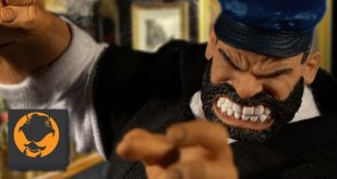 One:12 Collective Popeye & Bluto: Stormy Seas Ahead Deluxe Box Set - Available for Preorder