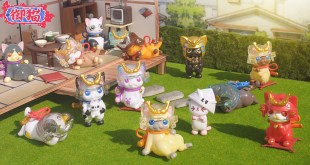 The Toy Chronicle | Ohonneko blind box series 2 By K2toy
