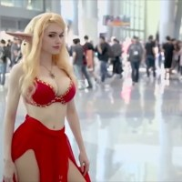Top SEXIEST Cosplay Girls Compilation 2019