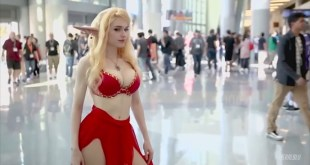 Top SEXIEST Cosplay Girls Compilation 2019 video