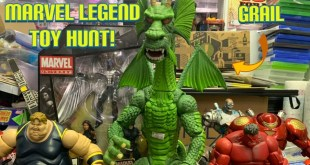 Toy Hunting MARVEL LEGENDS GRAIL FOUND!!