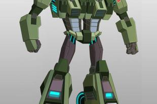 Video Review for Transformers Cyberverse Ultra Class Rack n' Ruin