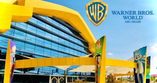 Warner Bros. World Abu Dhabi Vlog 5th December 2019