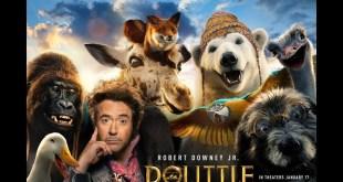What A Wonderful World - 10 x Dolittle 2020 Movie Poster Variants w/ Robert Downey Jr
