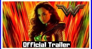 Wonder Woman 1984 - Official Trailer 2020 - Gal Gadot - DCEU