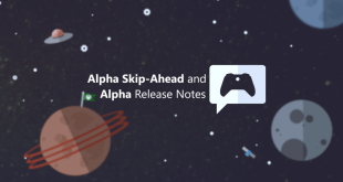 Xbox Insider Release Notes - Alpha Skip-Ahead and Alpha Ring (2004.200208-0000)