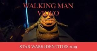 [4K] Star Wars Identities 2019 Walking around Powerhouse Museum Sydney - Australia Tourism Skywalker