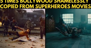 5 Times Bollywood Copied from Superheroes movies