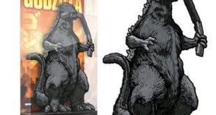 XL FiGPiN Godzilla