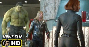 AVENGERS: ENDGAME (2019) 2012 Avengers Scene [HD] Marvel