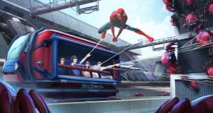 Avengers Campus Presentation at D23 Expo Including Marvel Spider-Man Attraction, Meet and Greets