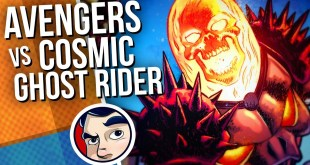 """Avengers """"Vs Cosmic Ghost Rider"""" - Complete Story 